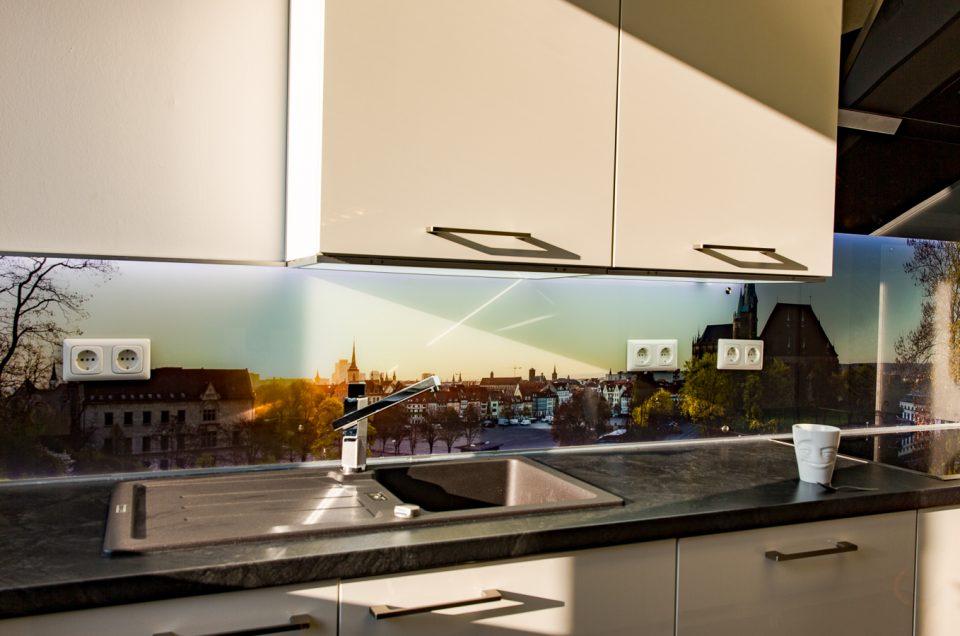 A photographer's kitchen - my kitchen