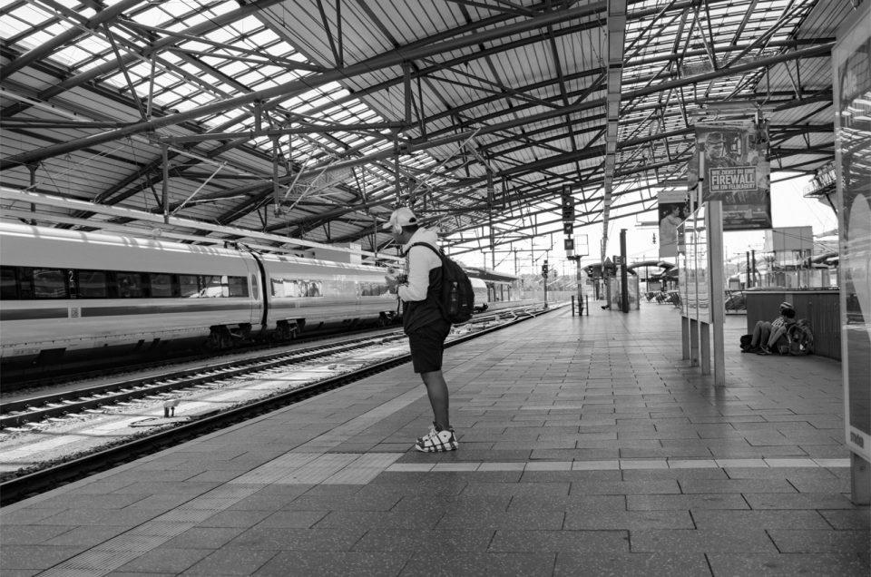 Street Photography mit analogem Mittelformat