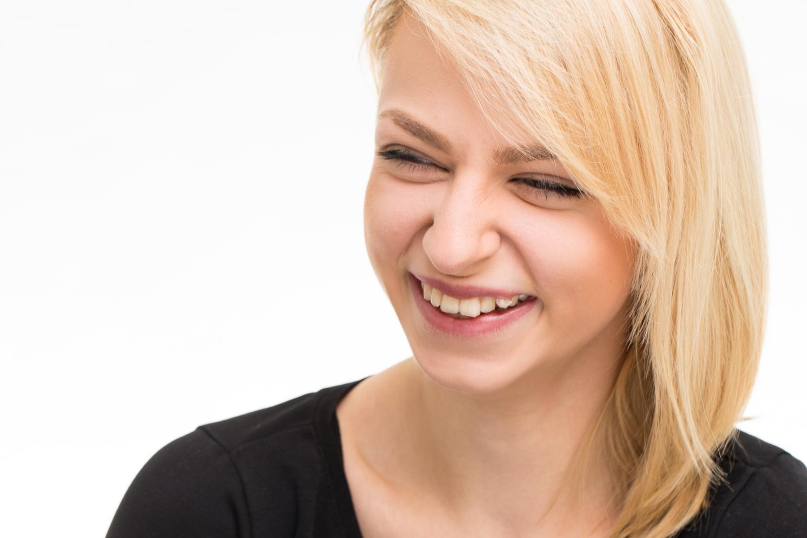 Headshot bzw Portrait von Alexandra
