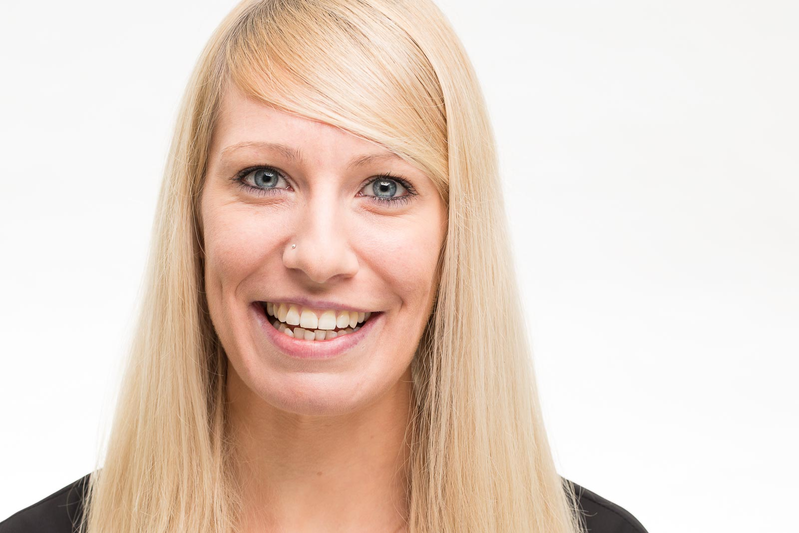 Portrait bzw Headshot von Danika