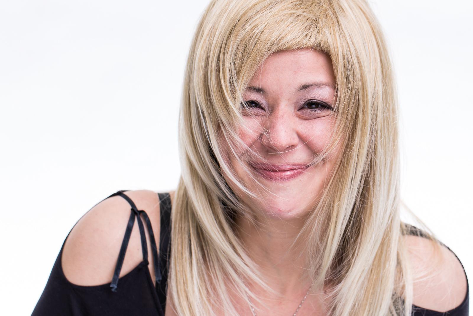 Headshot bzw Portrait von Galabina