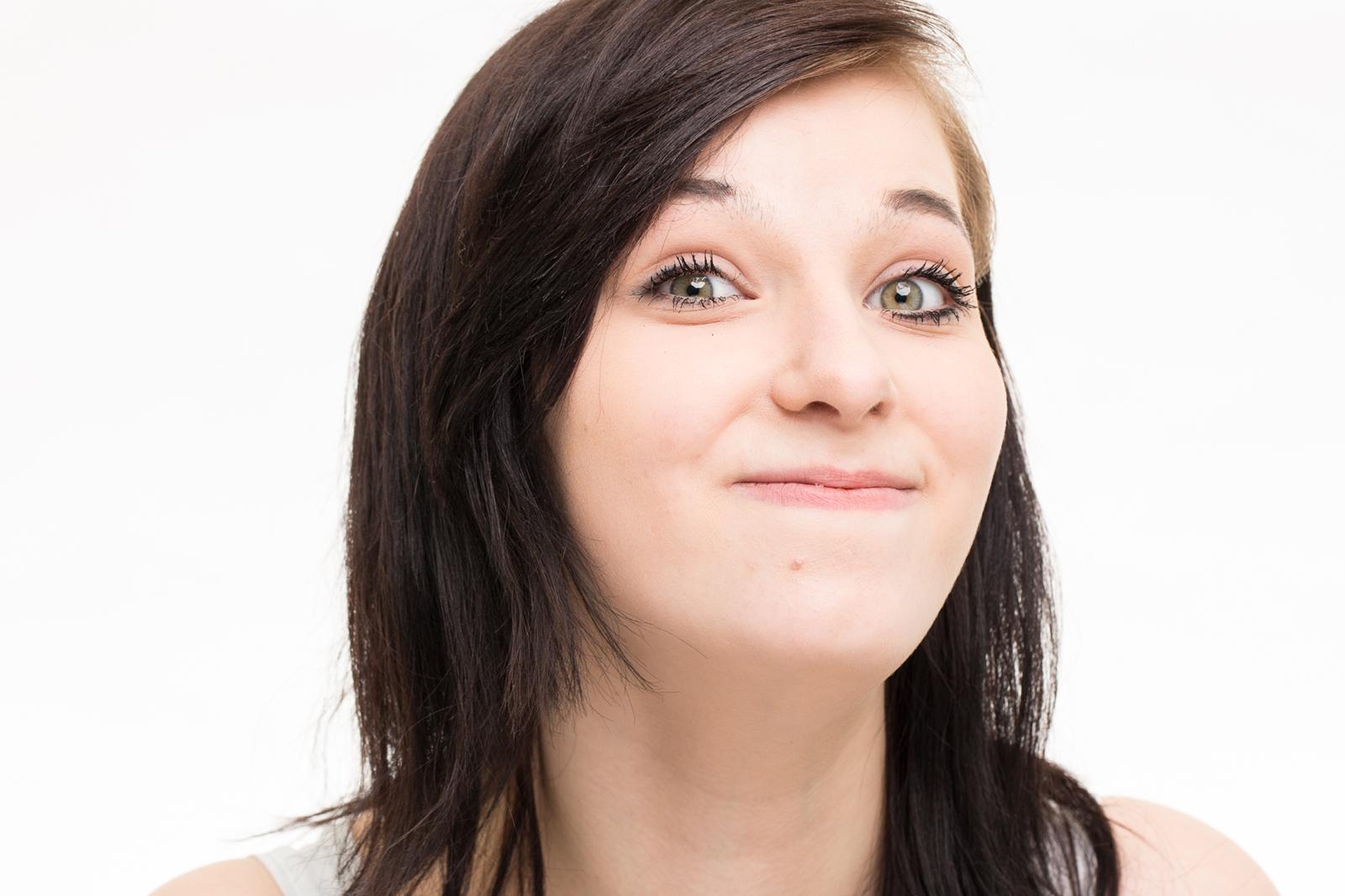 Headshot bzw Portrait von Jasmin